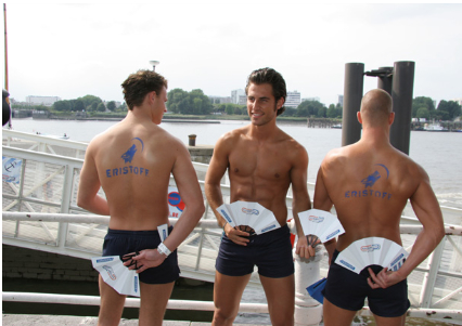 A gay cruise-party, Navigaytion, stars on Saturday with thousands of gay men ...