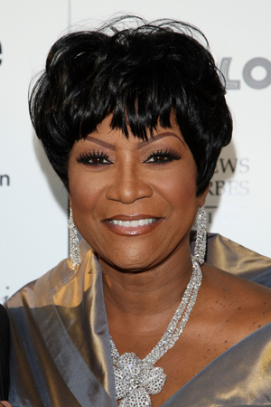 patti labelle young. Patti Labelle took to the