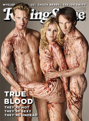 Rolling Stones has gone True Blood!