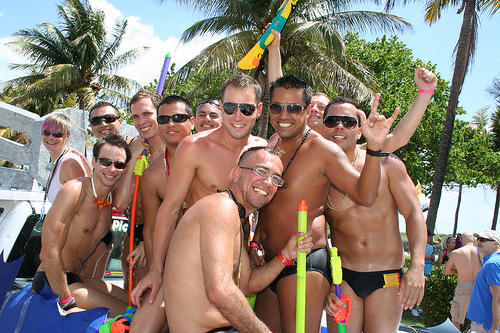 Story by Ed Salvato; image courtesy of Miami Beach Gay Pride; ...