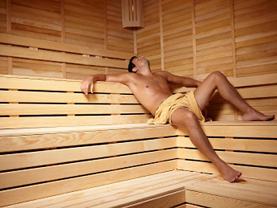 For many American gay men, the sauna is simply the ideal location to reward ...
