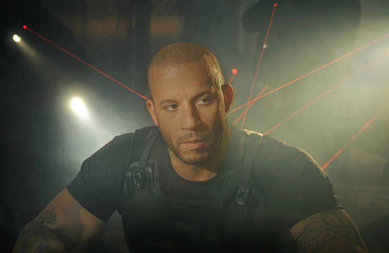 vin diesel with hair. pictures of vin diesel with